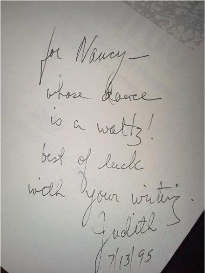 Judith note